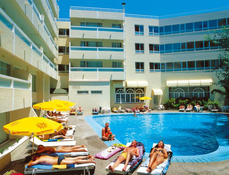 Aparthotel Continental - Rhodos stad - Rhodos